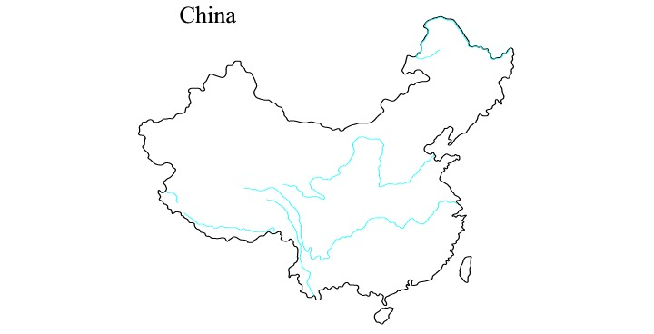 Free Map Of China Coloring Page, Download Free Clip Art, Free Clip Art on  Clipart Library | 368x720