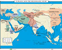 Eurasia & the Silk Road, 100 BCE