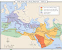 The Spread of Islam, 622-750 CE